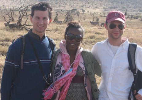 Josh, Jesse, and Radhina from Envaya.org