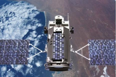 NASA's glory satellite
