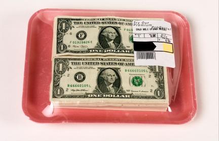 Meat money