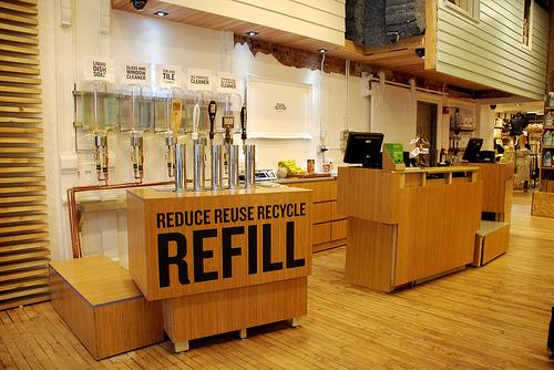 Refill Bar