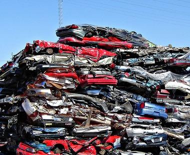 scrap heap
