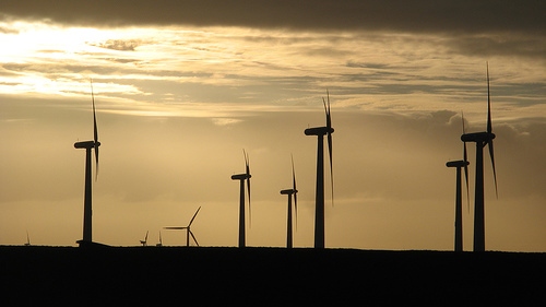 German wind turbines