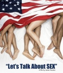 """""""Let's Talk About Sex"""" poster"""