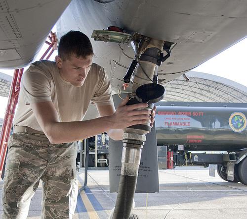 Air Force alternative fuels