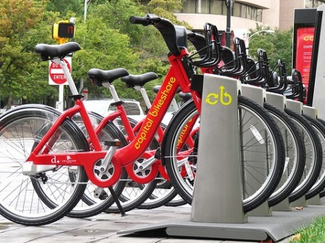 D.C.'s version of the bikeshare, which made launching one look deceptively easy