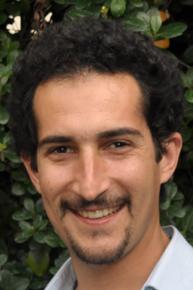 Climate scientist Evan Girvetz.