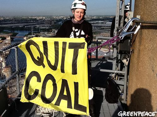 coal activism