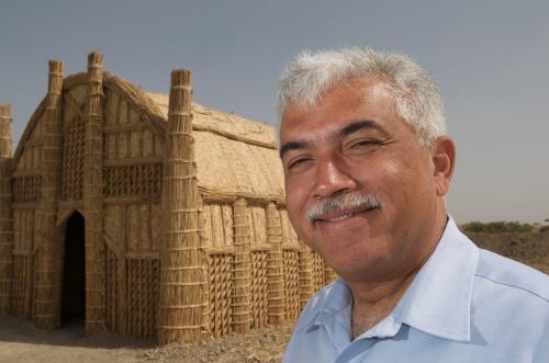 Azzam Alwash.