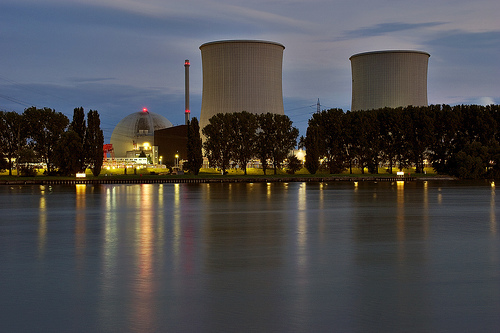 German nuclear plant