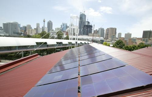 solar powerhouse museum
