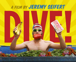 Dive! movie poster