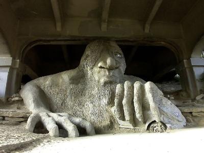 Fremont troll