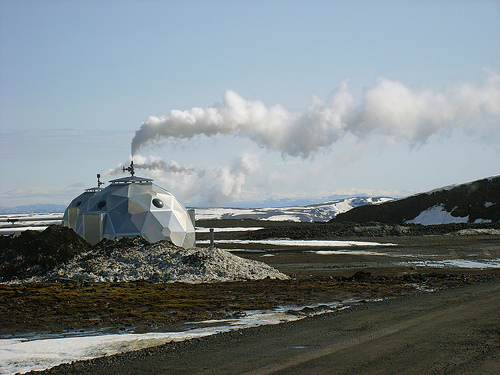 geothermal in Iceland
