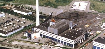 Copenhagen's Amagerforbraending waste-to-energy plant