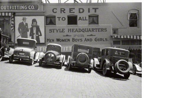 Seattle, 1934.