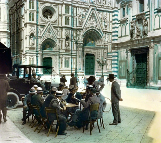 Florence, 1924.