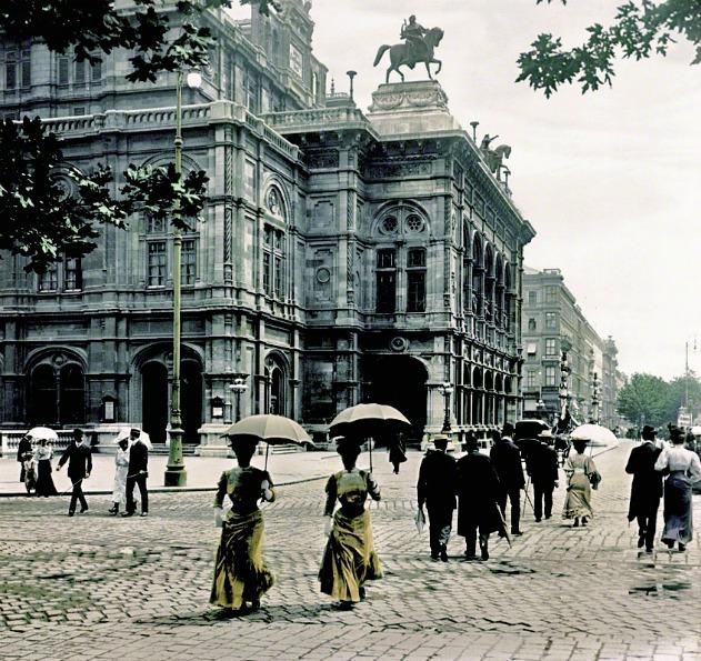 Vienna, 1907.