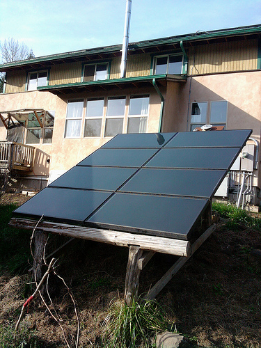 solar PV in Oregon