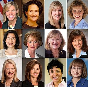 12 women in cleantech