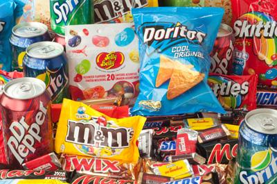 junk food & soda
