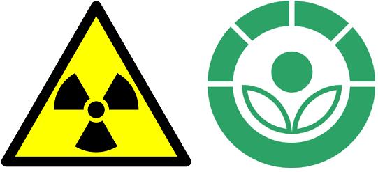 Radiation vs. radura.