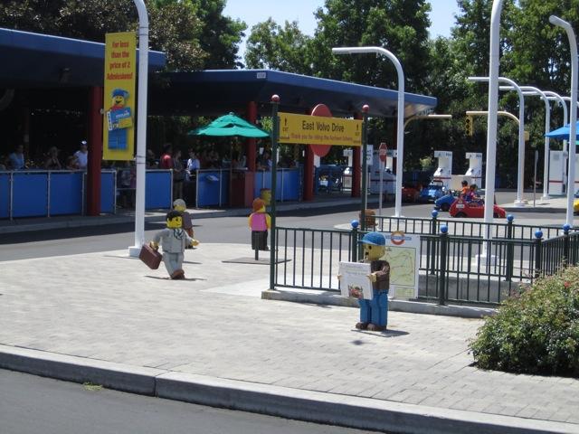Legoland driving