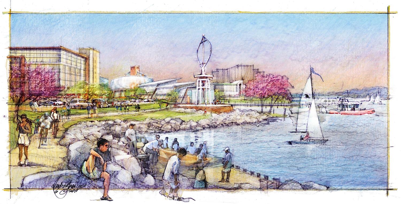 Potomac River Green