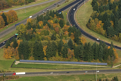 Solar highway.