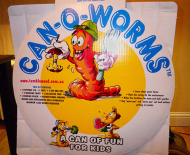 Can-o-worms.