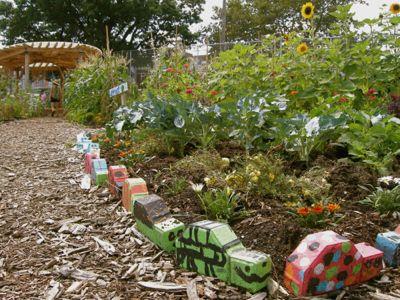 edible schoolyard NYC