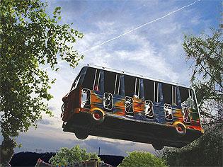 Magic bus.