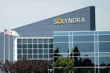 Solyndra building