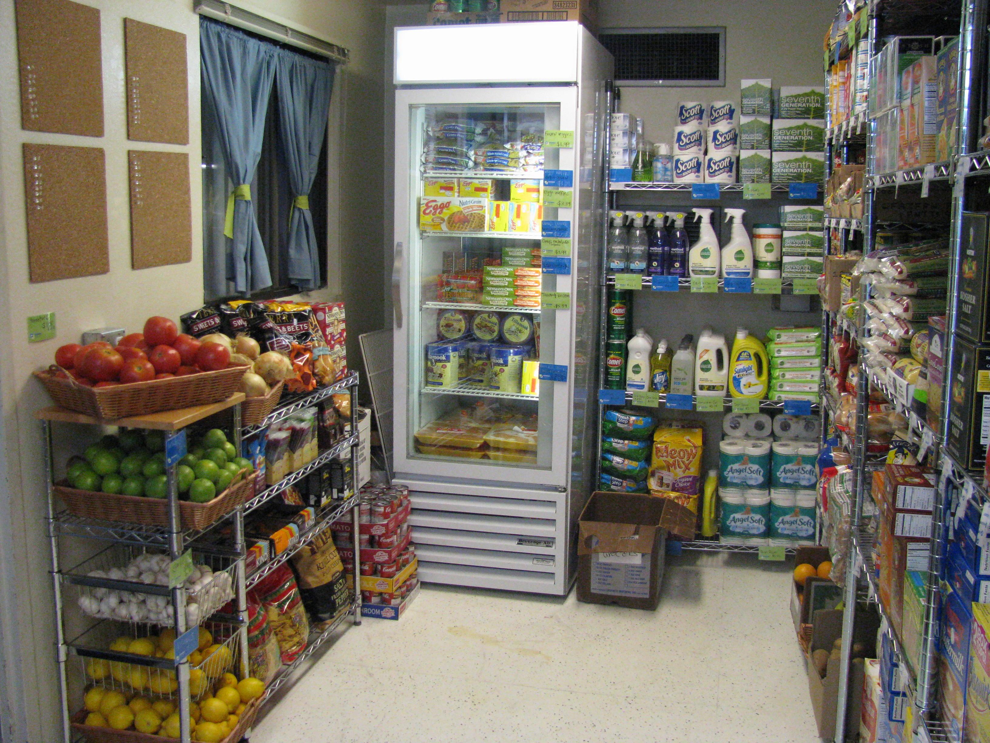stock box interior