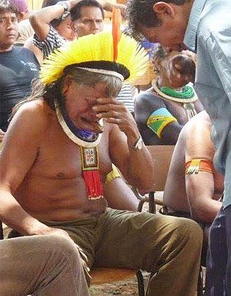 Chief Raoni