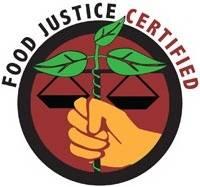 food justice certified label