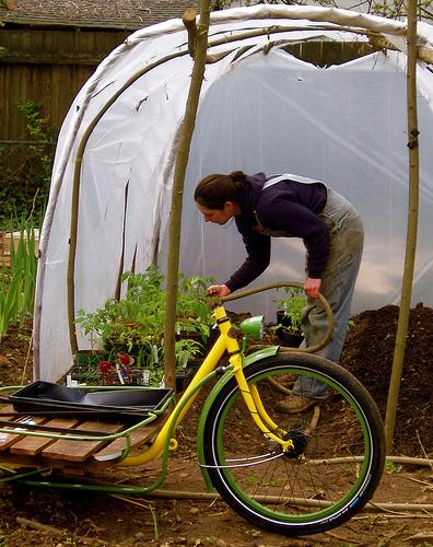 Bike farmer.