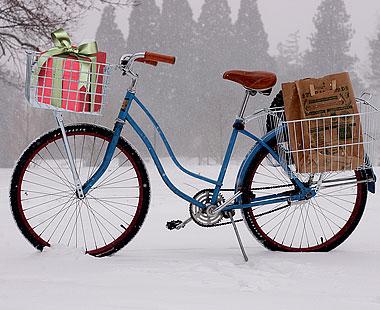 holiday bike