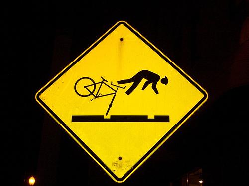 Bad biking