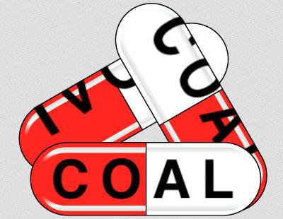 coal pills