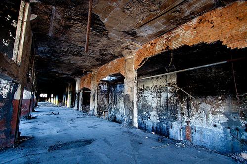loading dock detroit