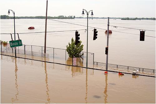 Memphis flood.