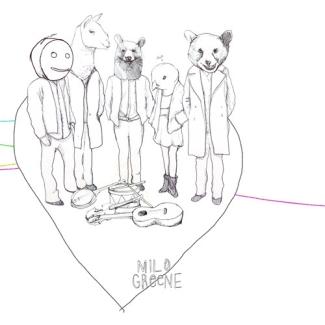 Milo Greene - The Hello Sessions