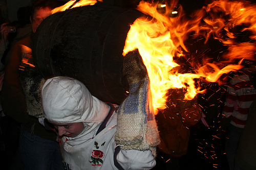 ottery barrel burner