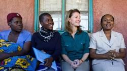 Melinda Gates and other women