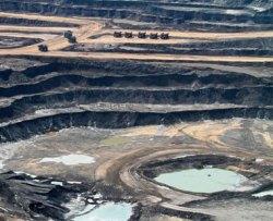 tar sands operation