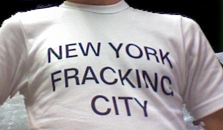 newy york fracking