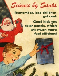 Science by Santa