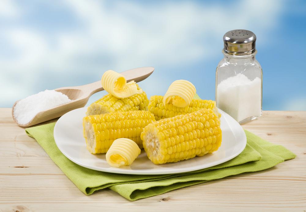 corn and salt