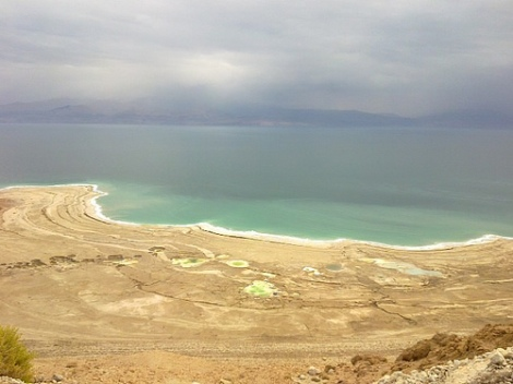 The Dead Sea, now an ocean near you!