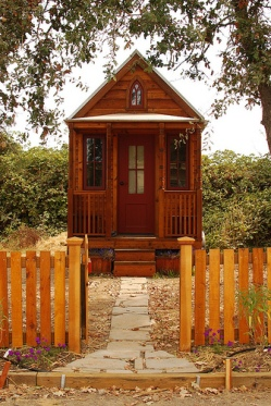 A Jay Shafer tiny home.